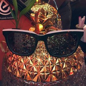 Fresh 2-Tone Diesel Sunglasses; Never Worn w Case